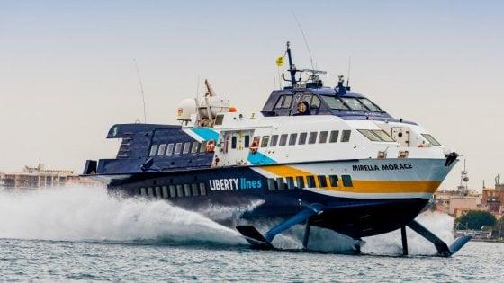 """Palermo, """"tangenti per il trasporto"""": commissariata la Liberty Lines"""