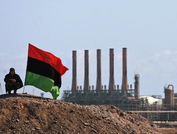 La Libia chiede aiuto per difendere i pozzi di petrolio
