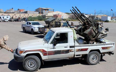 Pronti in Turchia 1600 mercenari per andare in Libia al fianco di al-Sarraj