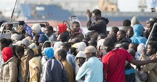 Scoppia una rissa a Lampedusa tra libici e somali