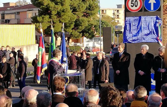 Il Capo dello Stato a Catania, parla ai giovani di Librino