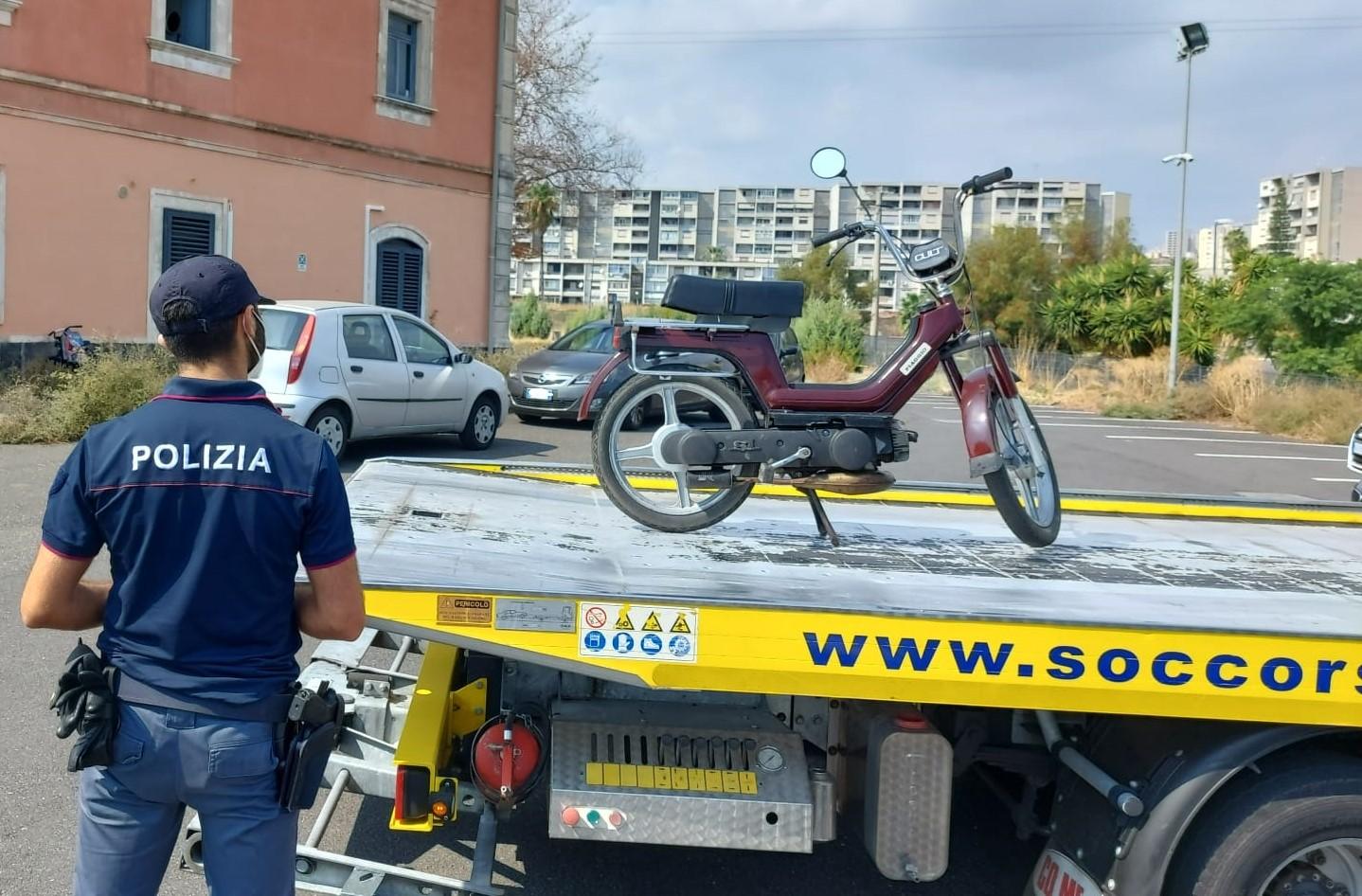 Catania, intensificati i controlli della Polizia a Librino