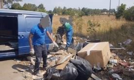 Catania, reati ambientali nell'Oasi Simeto: 4 denunce