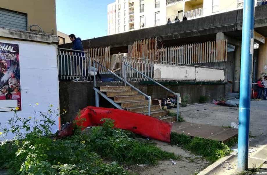 Catania, arrestato complice del ragazzo che fece esplodere bomba a Librino