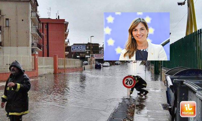 Maltempo a Licata, Tardino (Lega) scrive al sindaco: pronta a collaborare per la città