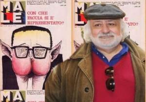 E' morto a Catania il giornalista Lillo Venezia: fu tra i fondatori del 'Male'