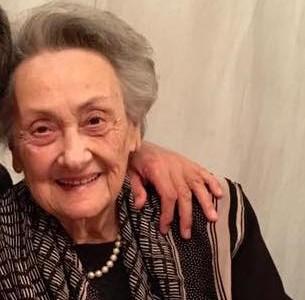 Modica, cordoglio per la morte di Lina Scivoletto Borrometi