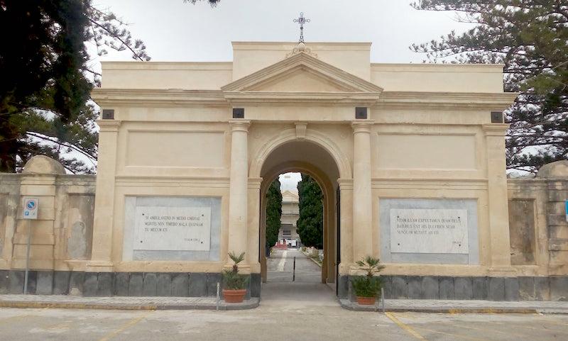 Liquidati 140 mila euro per la Chiesa del Cimitero di Augusta