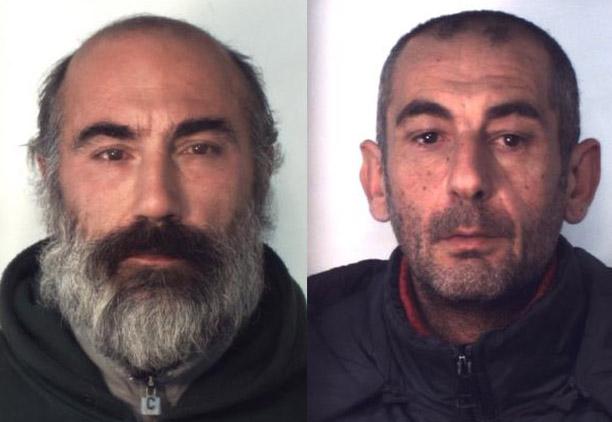 Catania, gli rubano mercanzia  e poi gli chiedono il pizzo: due arresti