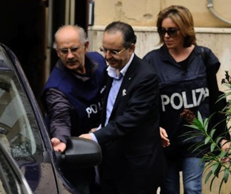 Tangenti a Palermo, arrestato il presidente di Rete ferroviaria italiana
