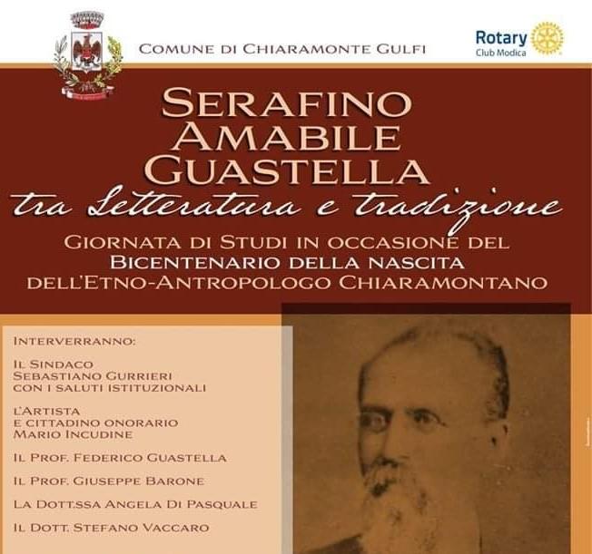 Chiaramonte, convegno su Serafino Amabile Guastella a 200 anni dalla nascita