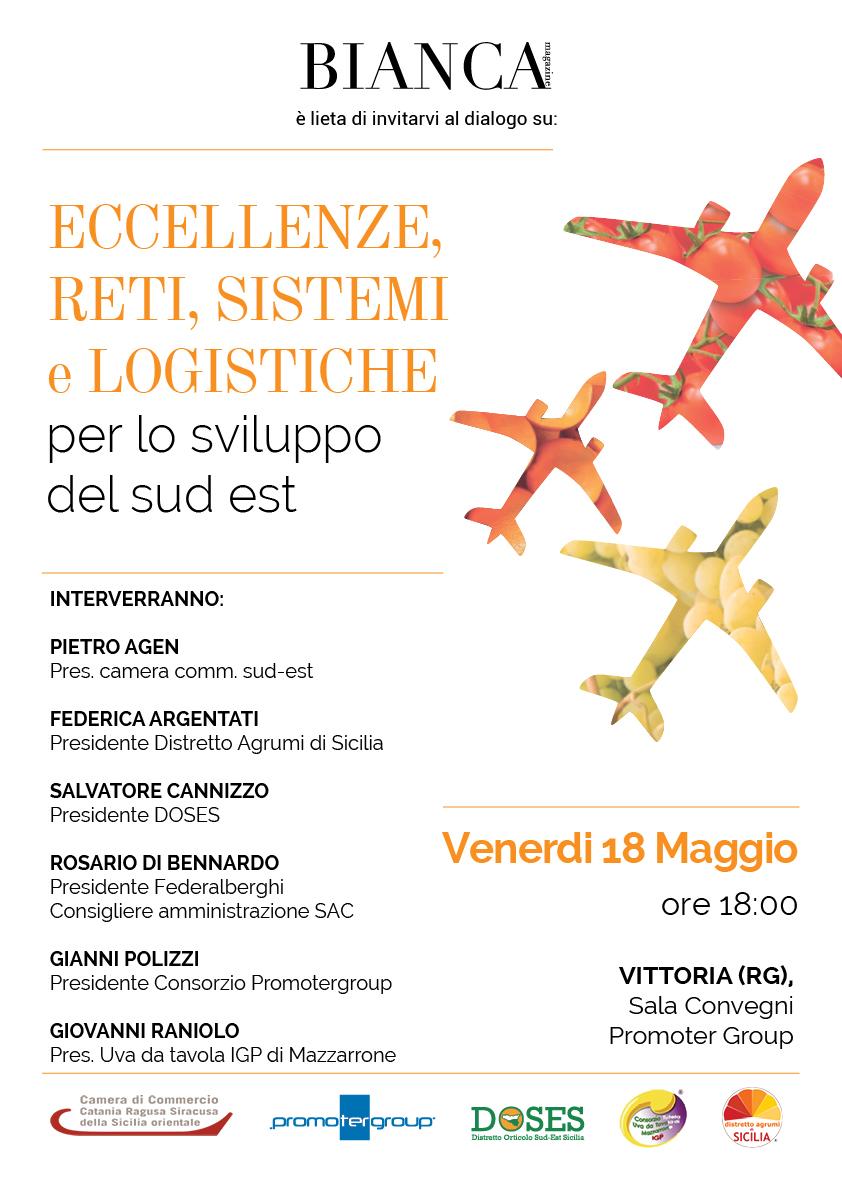 Agroalimentare, sviluppo del Sud-Est siciliano: convegno a Vittoria