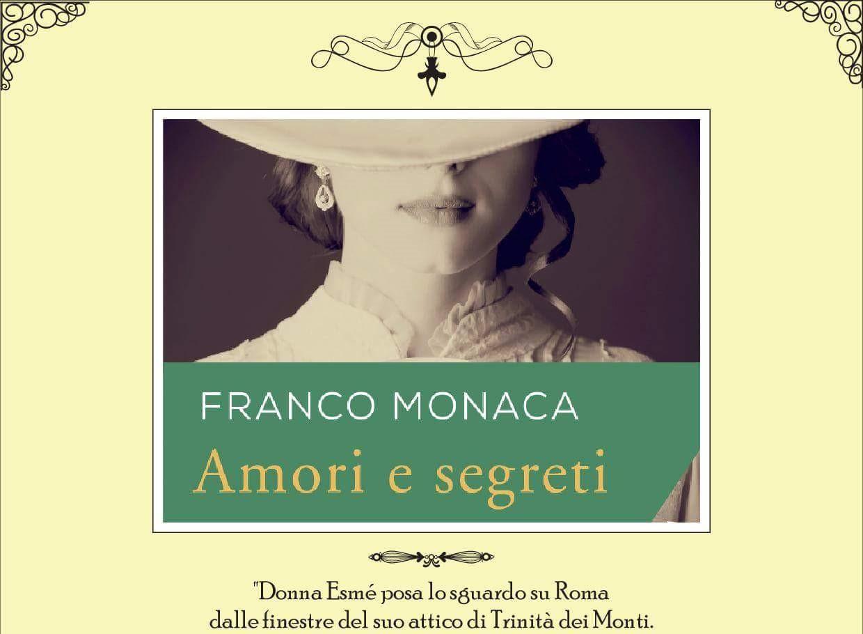 Amori e segreti di donna Esmè: si presenta a Roma libro di scrittore ispicese