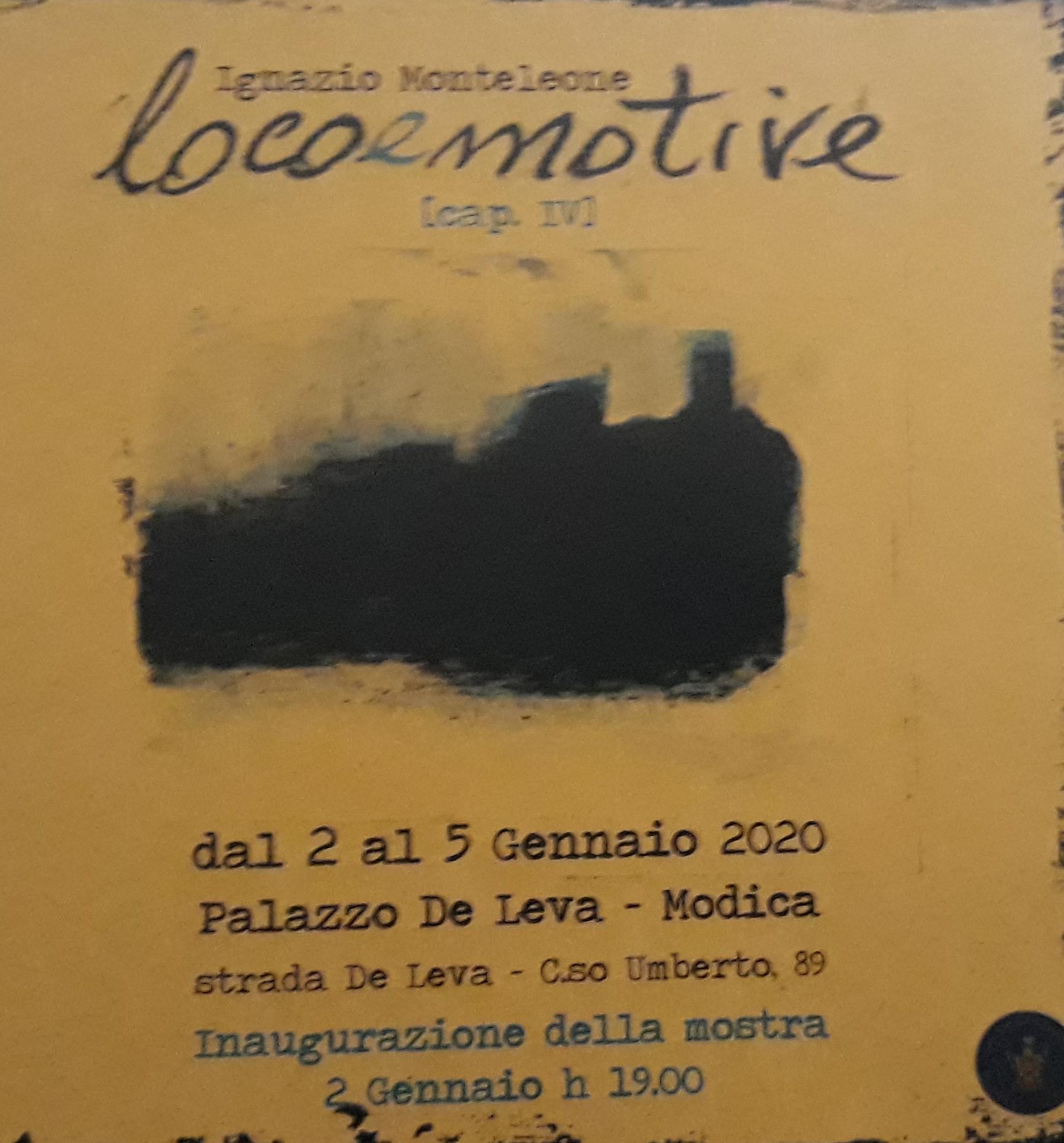 Modica, a Palazzo De Leva mostra di Ignazio Monteleone dal 2 gennaio