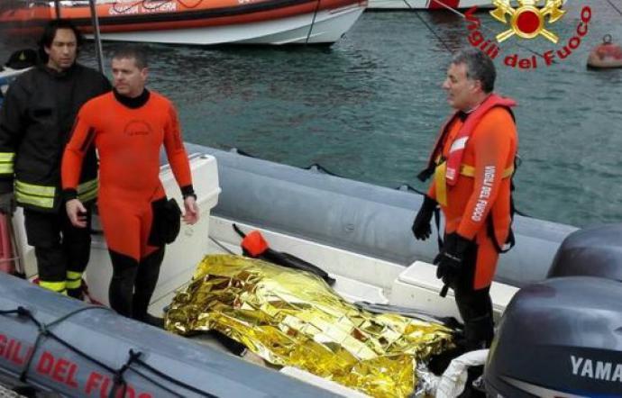 Trovato cadavere sub disperso nel mare di Brucoli: è un catanese