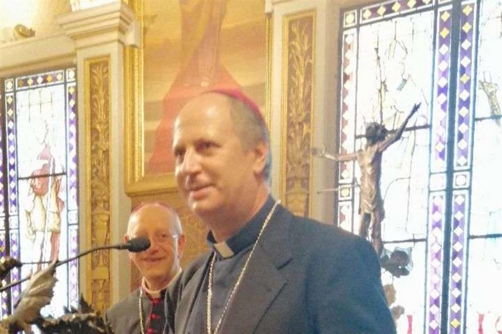 Domani alla Basilica  del Santuario l'ordinazione del vescovo di Siracusa
