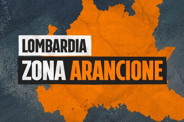 Coronavirus: Lombardia, Piemonte e Calabria passano a 'zone arancioni'