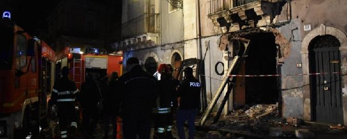 Esplosione a Catania, lettera dell'anziano morto :