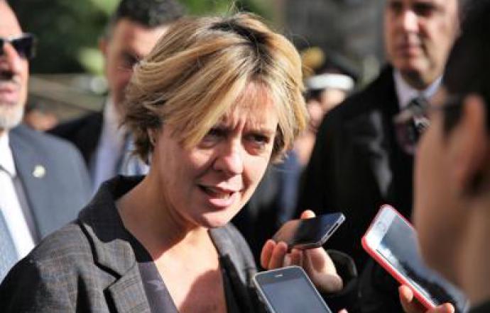 La ministra Lorenzin a Siracusa al Comitato di Enzo Vinciullo (Ap)