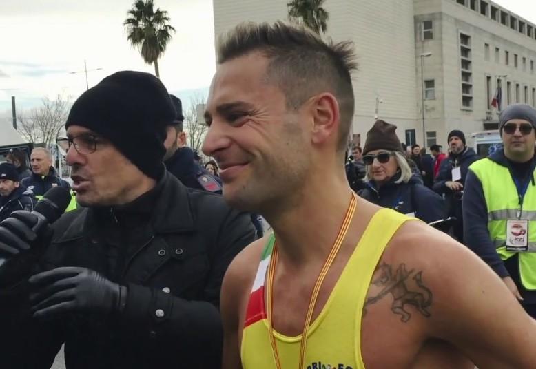 Atletica, il romagnolo Lorenzo Lotti vince la Maratona di Catania