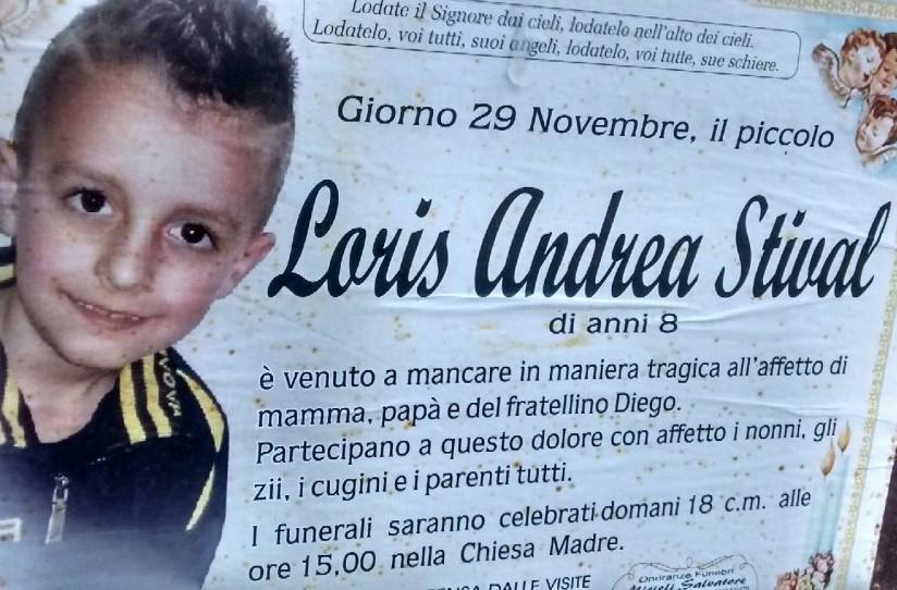 Santa Croce, oggi Loris avrebbe compiuto 10 anni: il papà lo ricorda