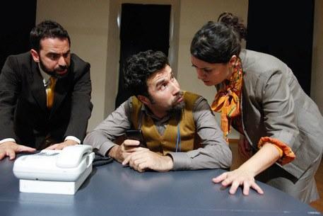Lotta al terrore in scena al Teatro Libero di Palermo