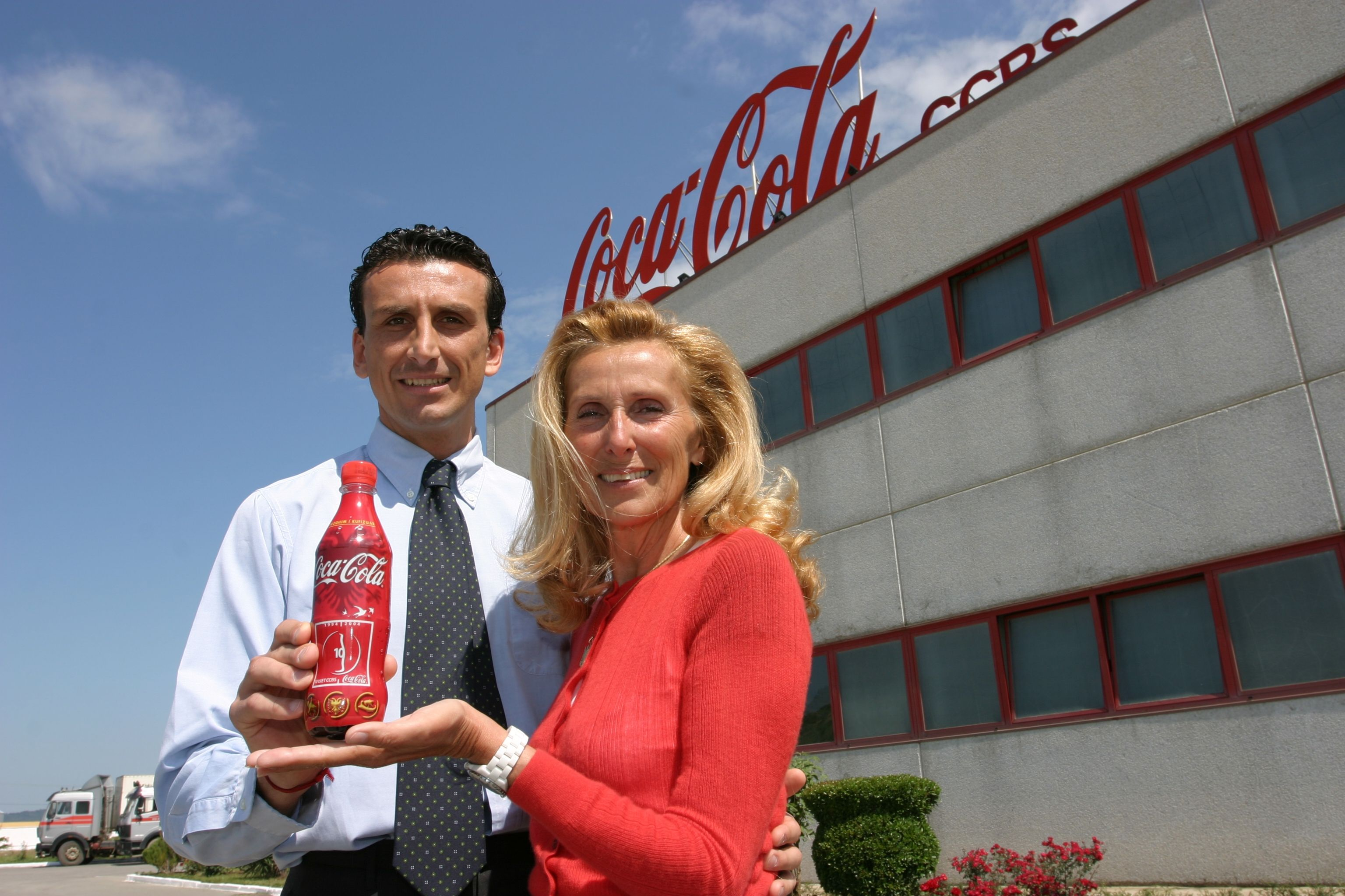 La Sibeg Coca Cola di Catania dona 80 mila euro per attrezzature sanitarie destinate al San Marco
