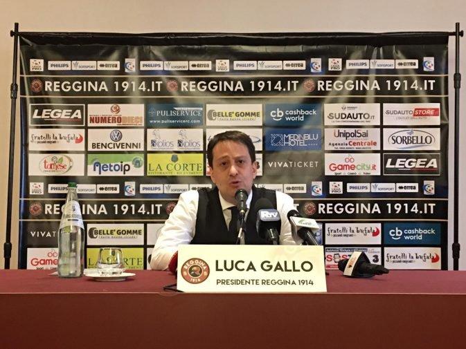 """Il nuovo presidente della Reggina: """"E' un insulto essere in Lega Pro"""""""