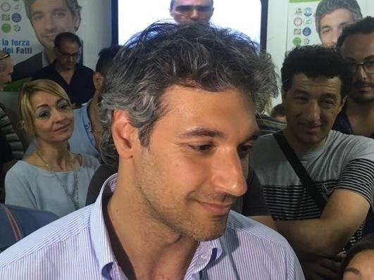 Il sindaco di Avola Luca Cannata candidato alle elezioni Europee con Fdi