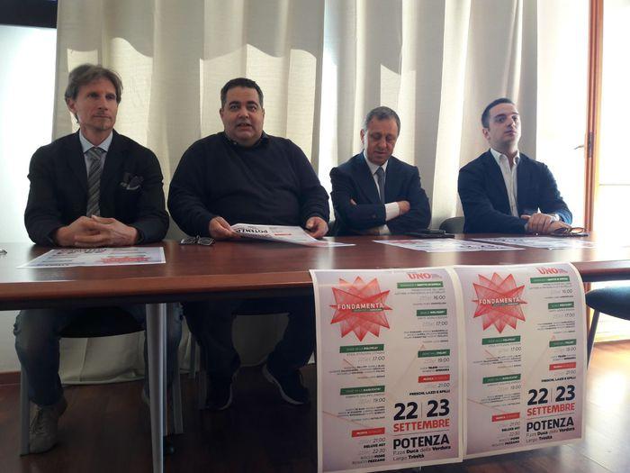 Mdp, a Potenza la festa regionale della Lucania