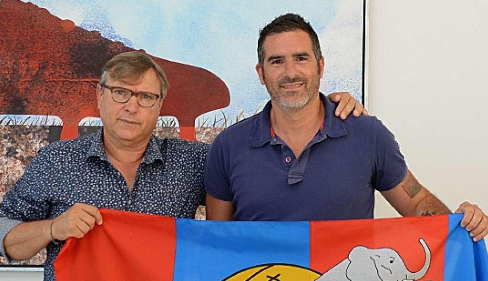 Catania, è ufficiale: Lucarelli è il nuovo allenatore