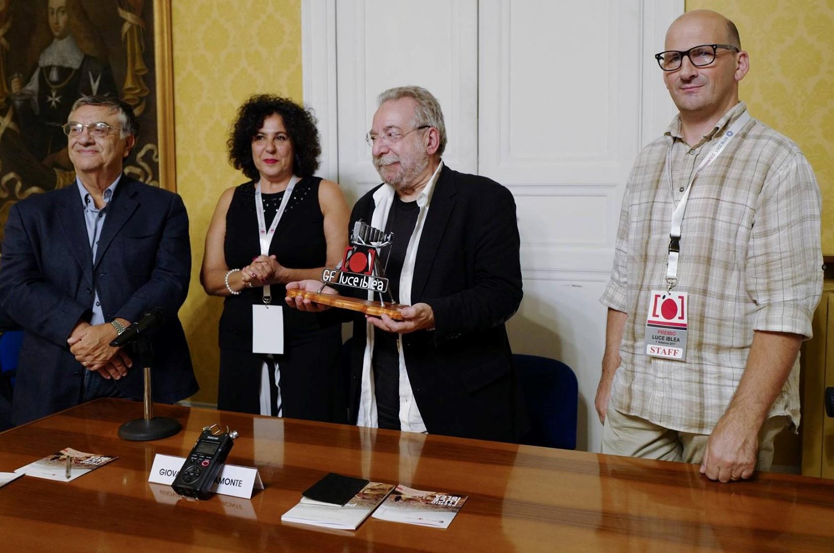 """Modica, fotografia: a Giovanni Chiaramonte il """"Premio Luce Iblea"""""""