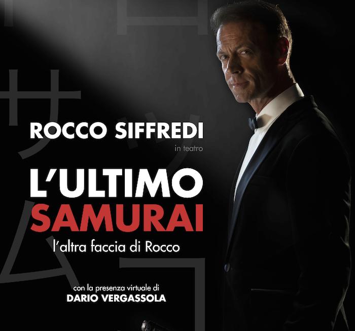 """Rocco Siffredi in Sicilia con lo spettacolo """"L'ultimo samurai"""""""