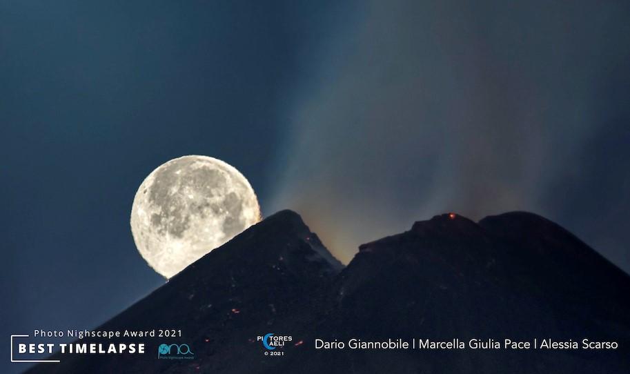 La narrazione del vulcano Etna: premiata a Parigi la regista modicana Alessia Scarso