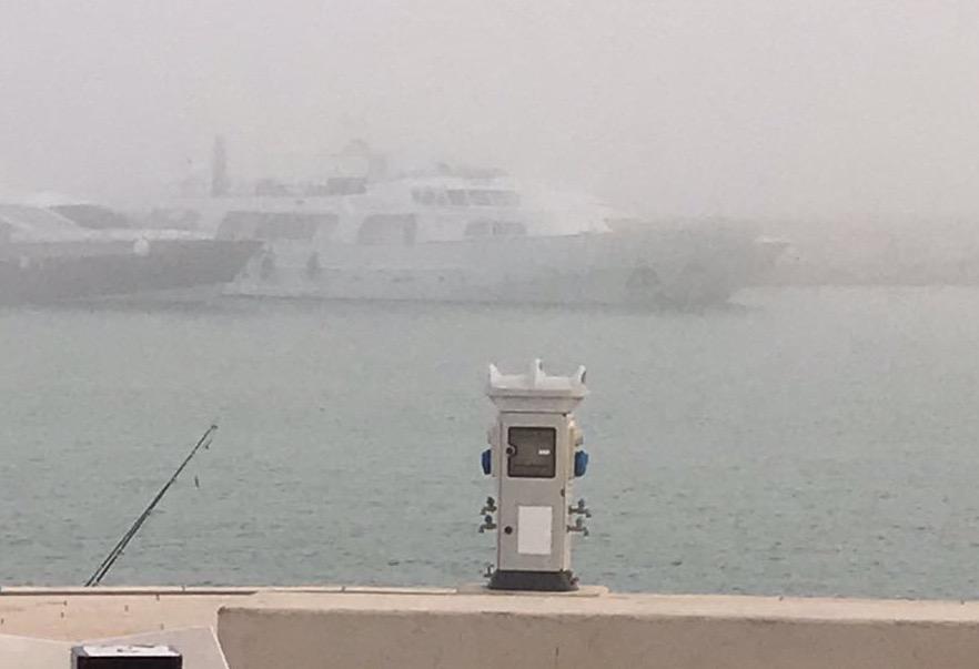 """Cala la """"lupa"""" a Marina di Ragusa: diportisti fanno rientro al porto"""