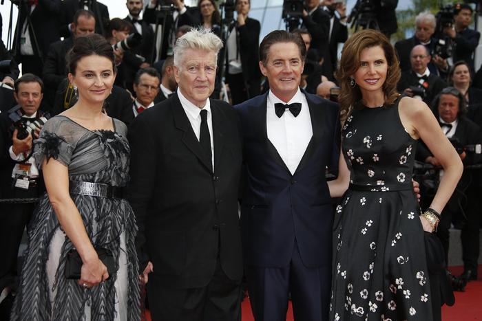 Cannes: Lynch, Twin Peaks viveva nel mio subconscio