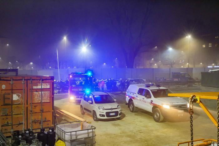Milano, operaio muore schiacciato da un blocco di cemento nel cantiere della metropolitana