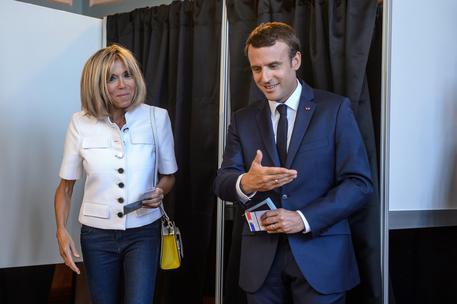 Legislative in Francia, Macron stravince: 32,6%