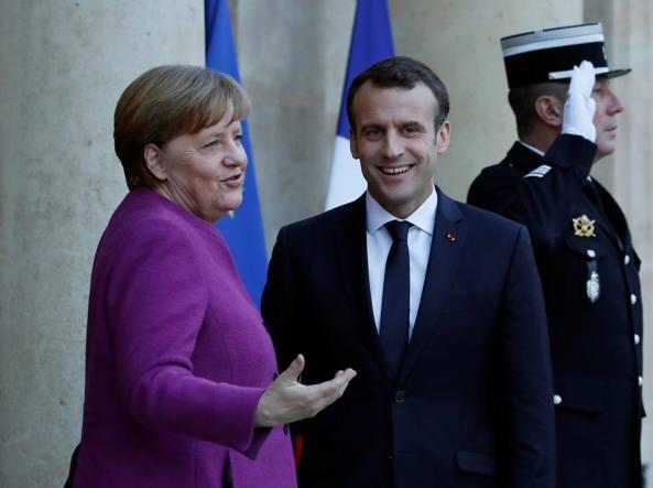 Macron: Ue da rifondare, il voto italiano ha scosso il contesto europeo