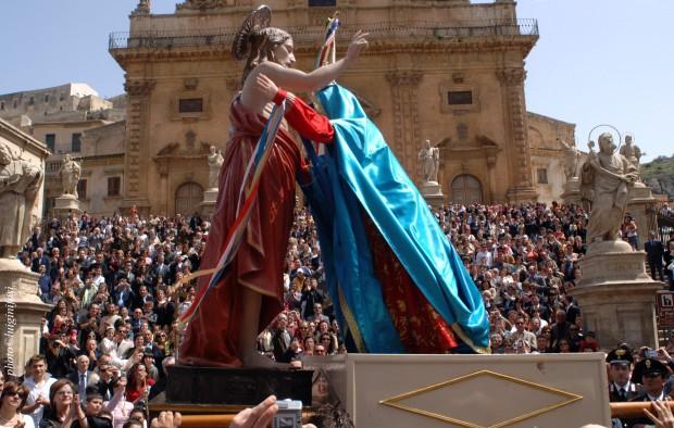 Modica, Madonna Vasa Vasa: bus navetta dal quartiere Sacro Cuore