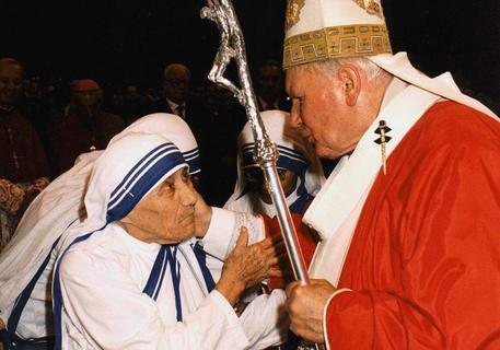 Madre Teresa di Calcutta, vent'anni senza la