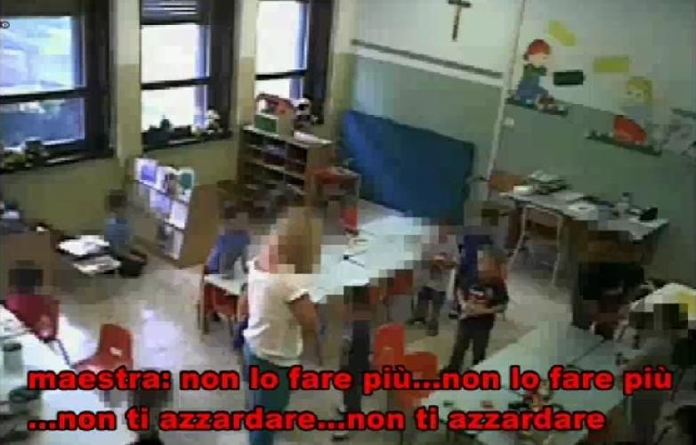 Maltrattamenti all'asilo di Modica: sospese le due maestre