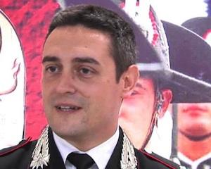 Il maggiore Sambataro lascia Siracusa, comanderà il nucleo investigativo di Genova