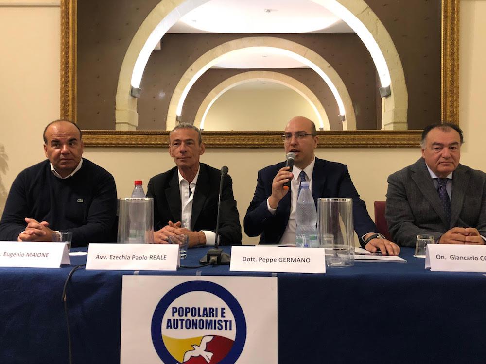 Amministrative Siracusa, anche Popolari e Autonimisti sostengono Reale
