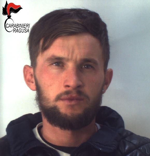 Ragusa, trovato con oltre 200 grammi di droga: arrestato