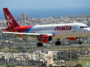 Trasporti, Air Malta punta sull'aeroporto di Trapani Birgi