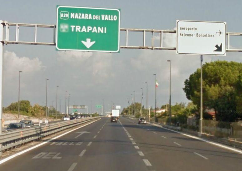 Maltempo: autostrada Palermo-Mazara chiusa per interventi