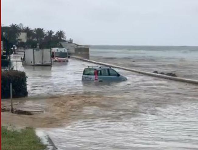 Maltempo, forti piogge e neve previsti per domani: temporali pure in Sicilia