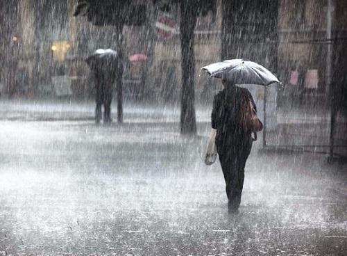 Maltempo in arrivo in Italia con pioggia e grandine