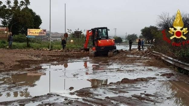 Maltempo, rischio idrogeologico sull'Italia: anche la Sicilia in ginocchio